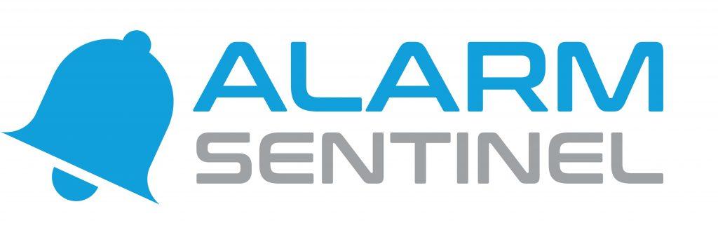 Alarm Sentinel logo