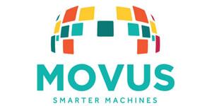 Movus Smarter Machines logo