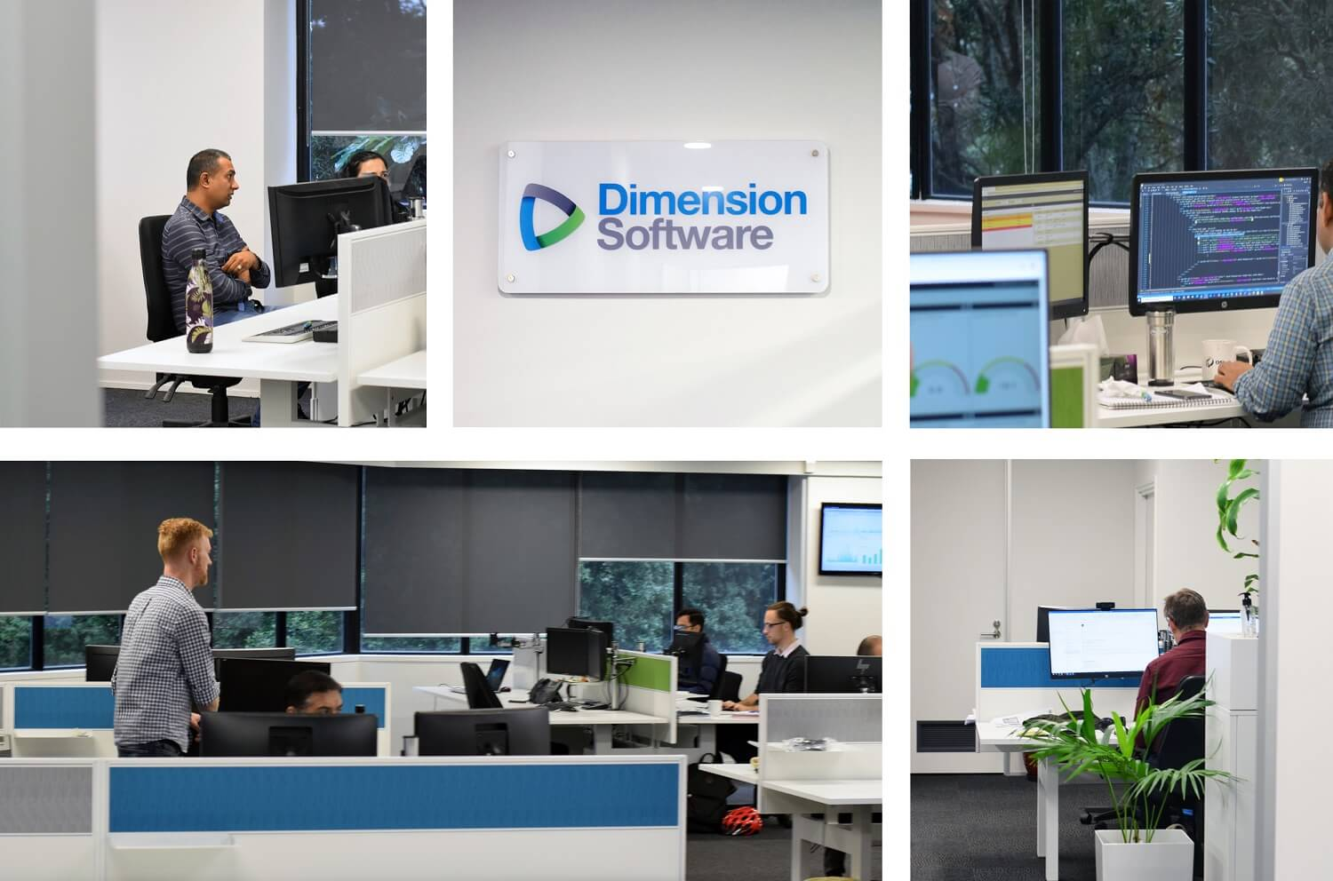 Dimension Software Company Office