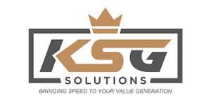 KSG Solutions Logo