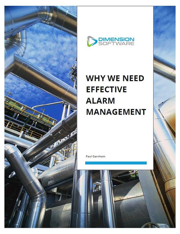 Why We Need Effective Alarm Management White Paper Cover