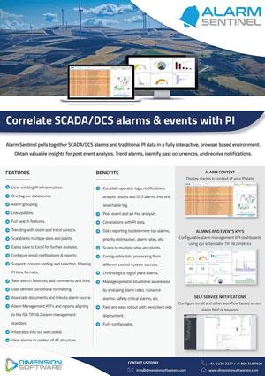 Alarm Sentinel Architecture Framework
